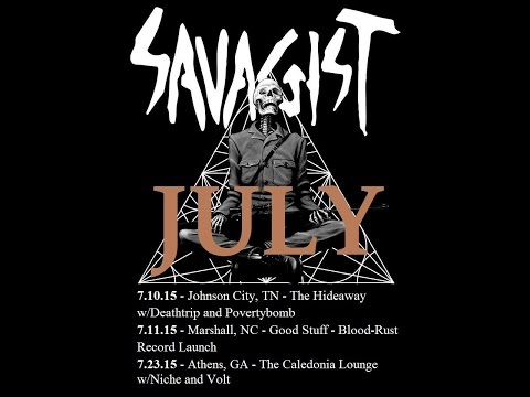 Savagist live @ The Hideaway