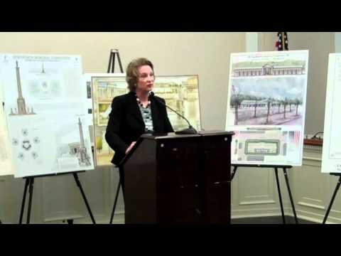 Susan Eisenhower Speaks at Eisenhower Memorial Counterproposal Competition Award Ceremony