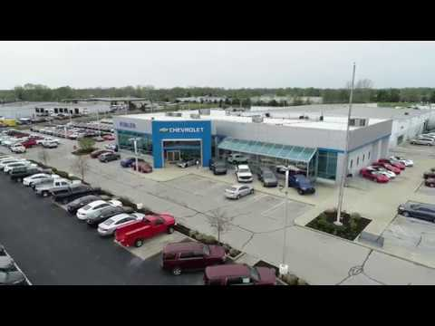 Welcome To Hubler Chevrolet Indianapolis!