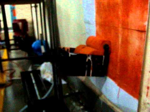 wall painter machine