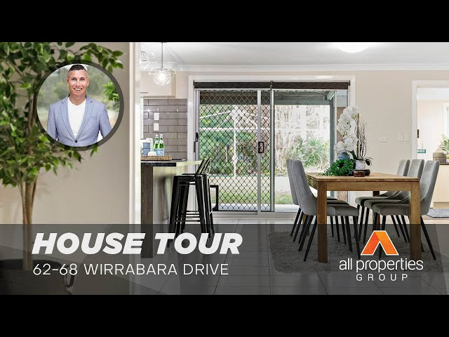 62-68 Wirrabara Drive, Greenbank   House Tour   Chris Gilmour