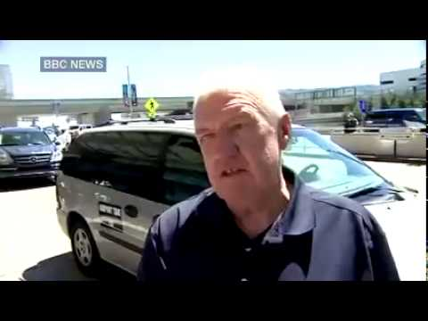 We finally tracked down ‪‎Hillsborough‬ police commander David Duckenfield in San Francisco.