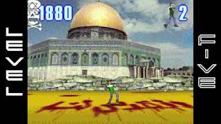 The Stone Throwers (PC-DOS) jeu vidéo islamiste