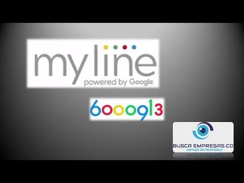 My Line powered by Google - Google Colombia en Español HD