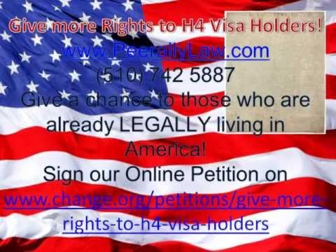 H4 Visa Work Permit - problems facing H4 visa holders! H4 Mega Radio Show  live (June, 1 2012)