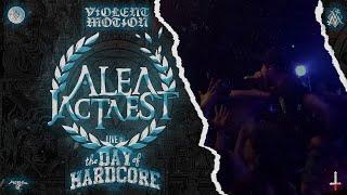 Alea Jacta Est - Live @The Day Of Hardcore 2016 - Angoulême [Full Set - Multi Cam] 09/04/2016