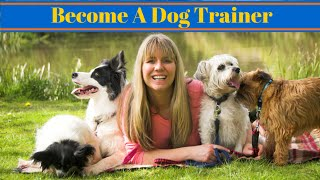 How To Become A Dog Trainer - Careers With Dogs