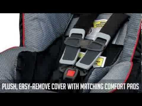 Britax Marathon Convertible Vehicle Seat Review