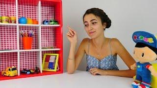 Gambar cover Pepee ve Şila ile oda toplama oyunu