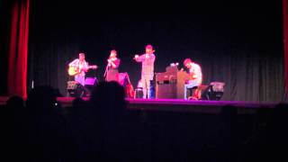 Old Soul Society - Girl in the War - Josh Ritter cover - Live at Al Ringling Theater