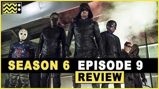 Arrow Season 6 Episode 9 Review & Reaction | AfterBuzz TV