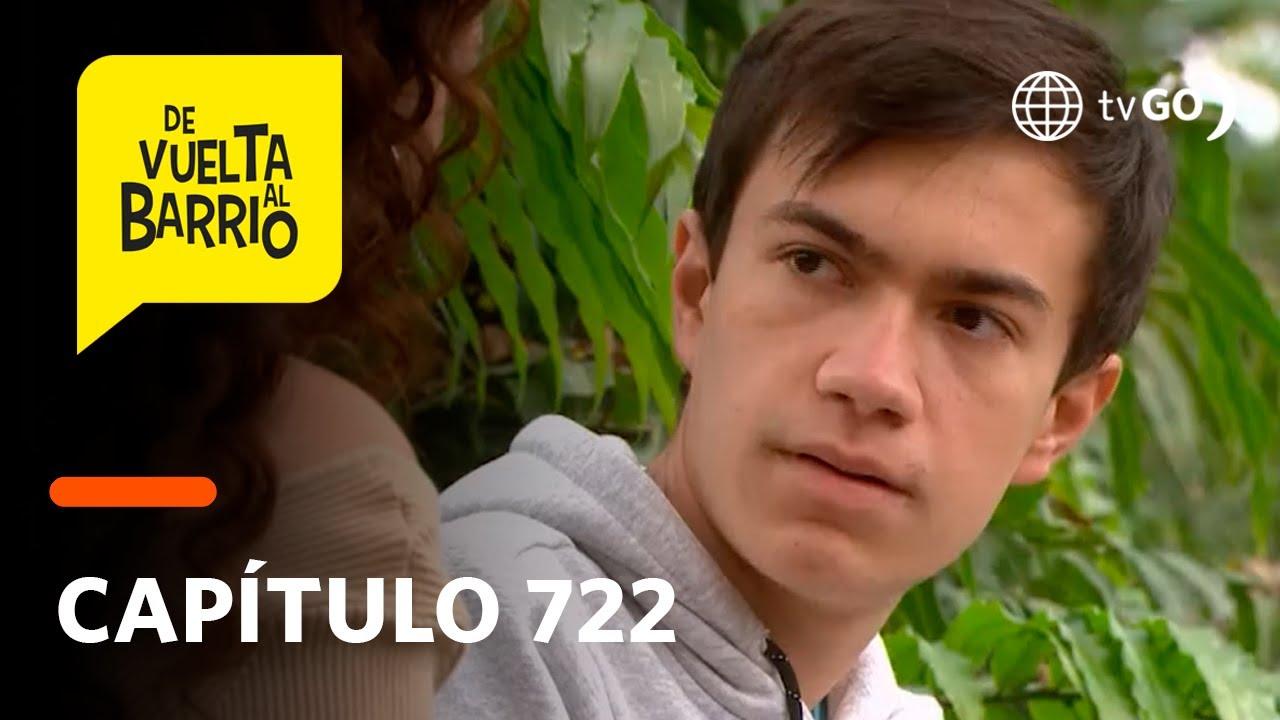Download De Vuelta al Barrio 4: Sofía convenció a Pedrito de ayudarla con Alicia (Capítulo 722)