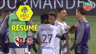 FC Metz - Toulouse FC ( 2-2 ) - Résumé - (FCM - TFC) / 2019-20