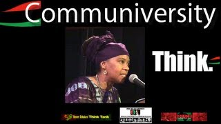 RBG-Dr Marimba Ani On the Afrikan Worldview and Conceptualization