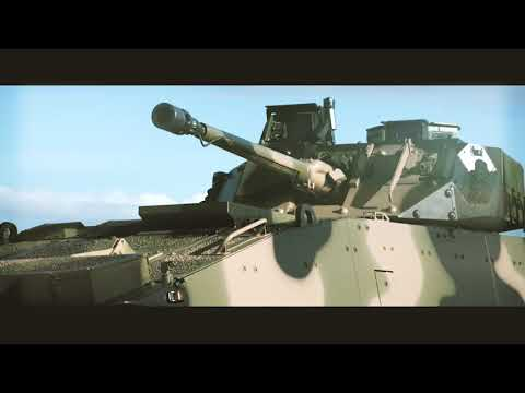 The AMV35 growing the capability of the nation's defence industry