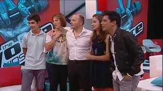 Download lagu Sara Monteiro Roar The Voice Kids