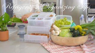 SUB) 살림이 편해지는 냉장고 정리템 6가지와 꿀팁 …