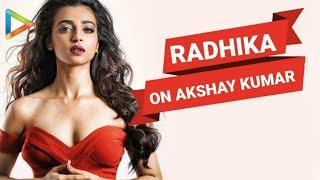 """Akshay Kumar Is A Complete PRANKSTER, He Used To…"": Radhika Apte | Twitter Fan Questions | Padman"
