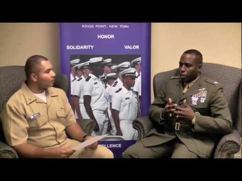 Kings Point Spotlight - Lt. Col. Ossen D'Haiti