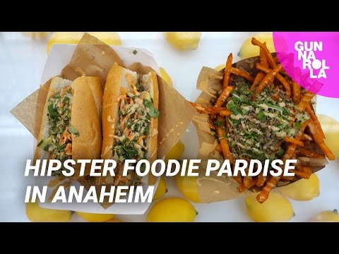 Anaheim Packing House: Hipster Foodie Paradise