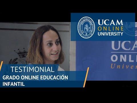 ¿Por qué estudiar Educación Infantil Online? | UCAM Online University