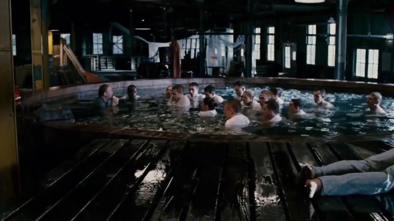 Download Обучение в бассейне со льдом ... отрывок из фильма (Спасатель/The Guardian)2006
