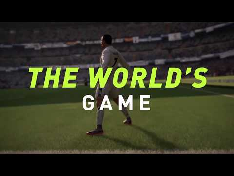 FIFA 18 Gameplay Trailer From E3 2017 - Mocap Ronaldo and First FIFA 18 Gameplay