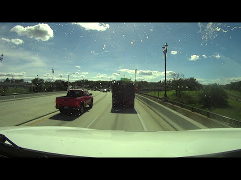 Saint Augustine Florida Road US 1 Hurricane Mathew Damage Category 3 10/8/2016