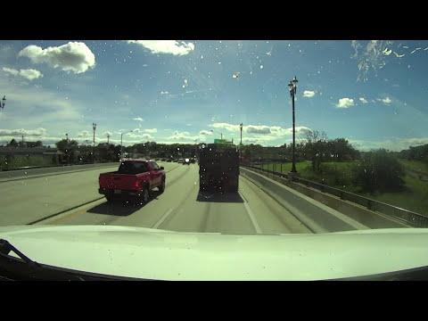 Saint Augustine Florida Road US 1 Hurricane Mathew Damage Category 3 10/8/2016