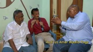 wariye abdisalan hareri oo waraysi layeeshay qoys somaliyed oo boqolaal sano kahor hindiya tagay