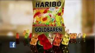 Haribo Goldbären Werbung - Werbespot 2012 [HD]