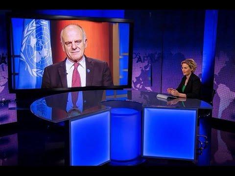 Ebolishing Humanity? (ft. UN Special Envoy on Ebola, Dr David Nabarro)