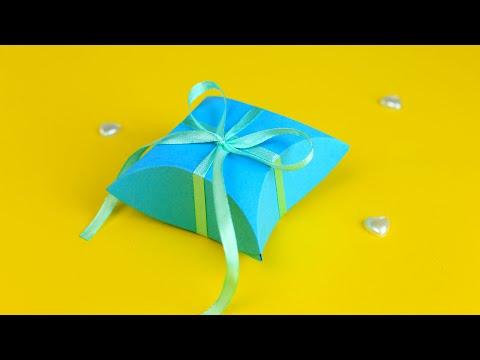 Подарочная коробочка в стиле Тиффани своими руками