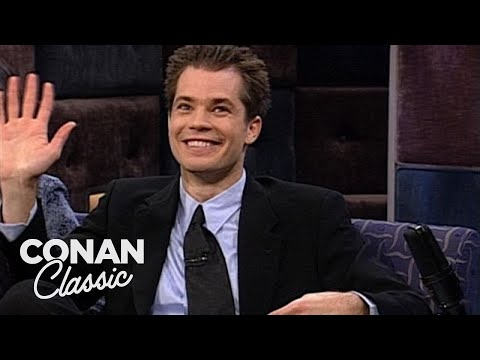 """Timothy Olyphant's First Appearance On """"Late Night With Conan O'Brien"""""""