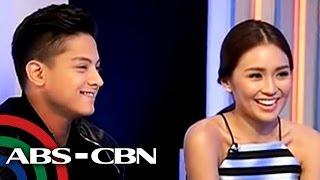 Daniel jokes: I want kissing scene with Kathryn