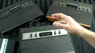 Gamerade - Cleaning and Restoring an Atari 2600 (Original) - Adam Koralik