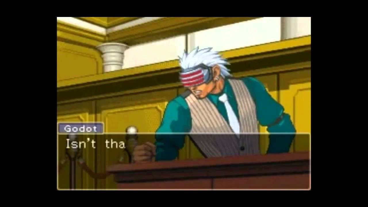ace attorney godot mask