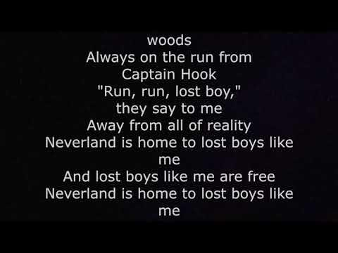 Lost Boy Lyrics Karaoke - Ruth B