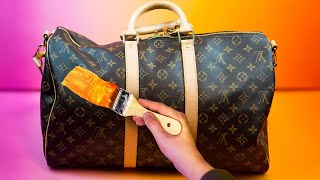 I Paint a Louis Vuitton Bag fo…
