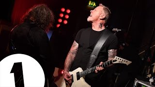 Metallica - Atlas, Rise! live for BBC Radio 1