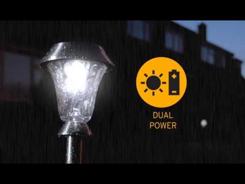 Cole & Bright- Benefits of Solar Lighting