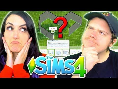 My Husband Controls My Sims 4 House Build