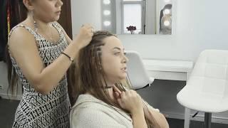 Косички зизи с Натальей Фриске
