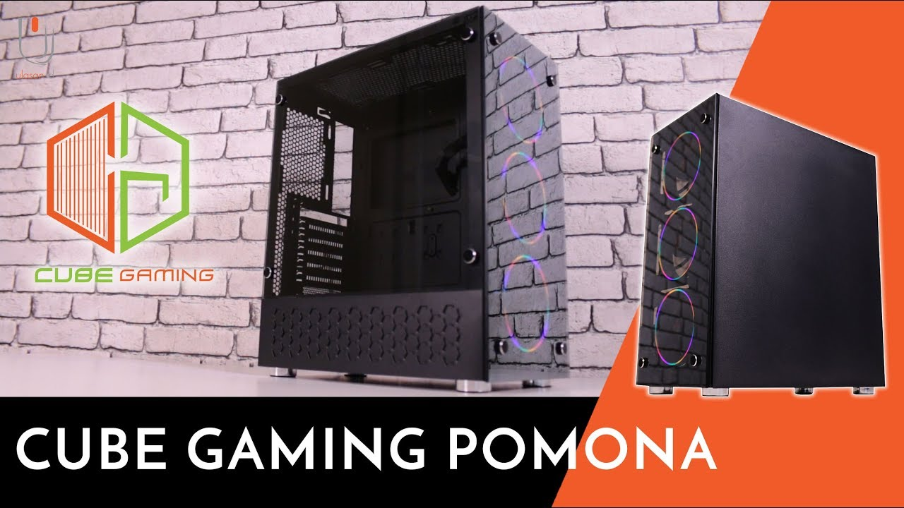 Cube Gaming Pomona Bongkardus Youtube