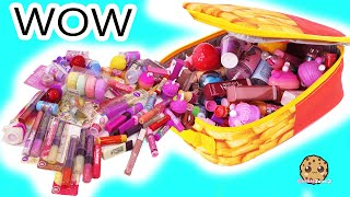 Baixar My Scented Lip Gloss Collection ! Lip Smackers Balm Cookie Swirl C Video
