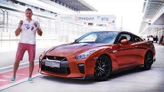 видео Новый Ниссан ГТ-Р. Автосалоны и официальные дилеры Nissan GT-R.