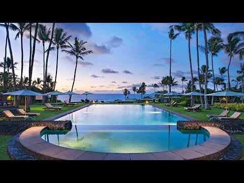 Travaasa Hana Resort, Maui (Hawaii): review & Road to Hana