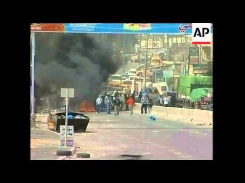 Palestinians clash with Israeli troops; Al-Aqsa prayers, Gaza protest