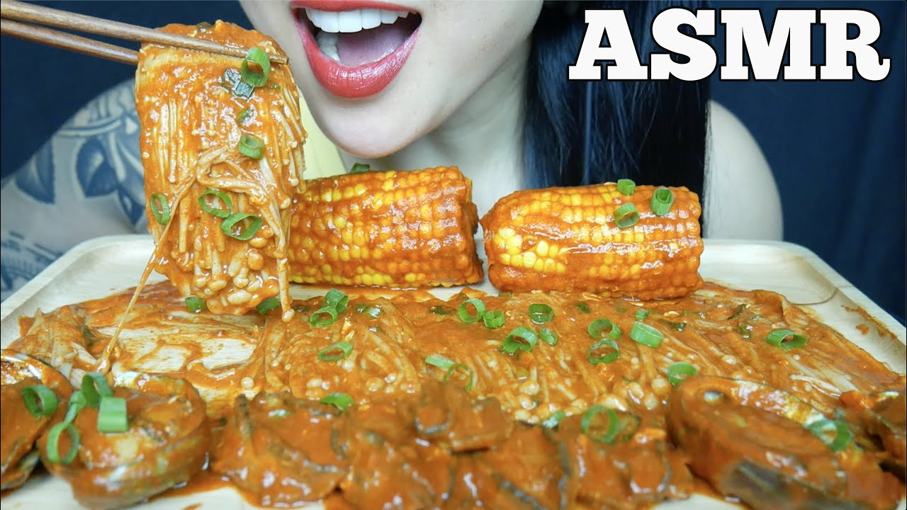 Asmr Abalone Enoki Mushrooms Corn Soft Crunchy Eating Sounds Sas Asmr Youtube 1 cup of sweet rice flour 1/2 cup sugar (you can put more if you want it sweeter) 1/3 cup of water cornstarch for dusting parchment. asmr abalone enoki mushrooms corn soft crunchy eating sounds sas asmr