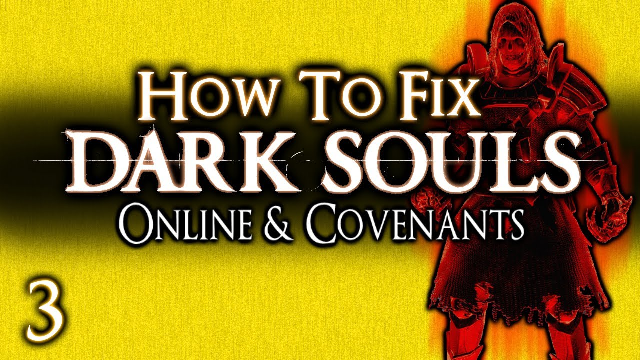 how to fix dark souls pc